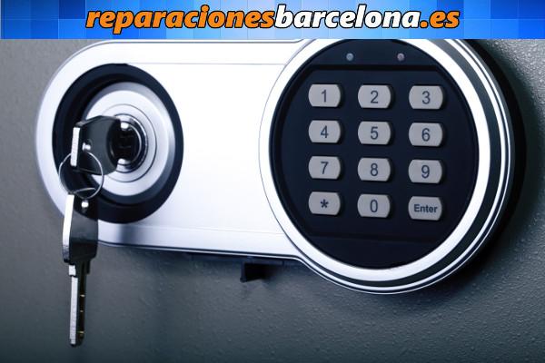 Cerrajeros Barcelona caja fuerte