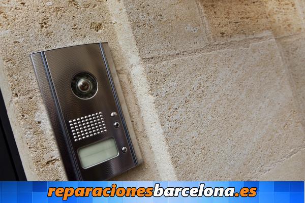 Videoporteros baratos Barcelona