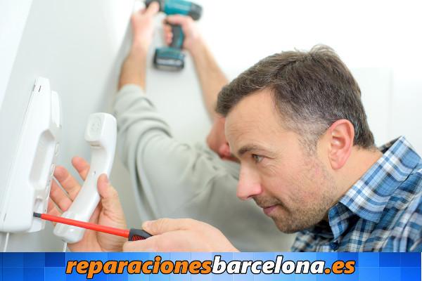 Videoporteros económicos Barcelona