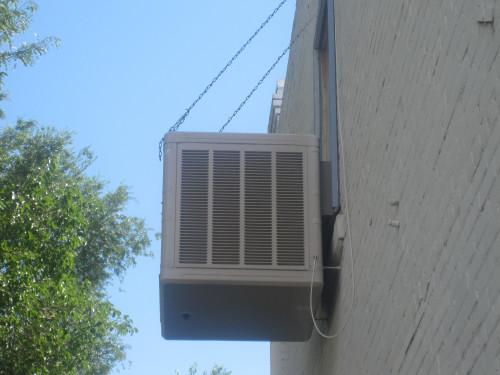 Mantenimiento aparato aire acondicionado