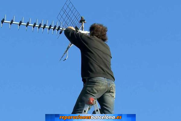 antenas para tv terrassa
