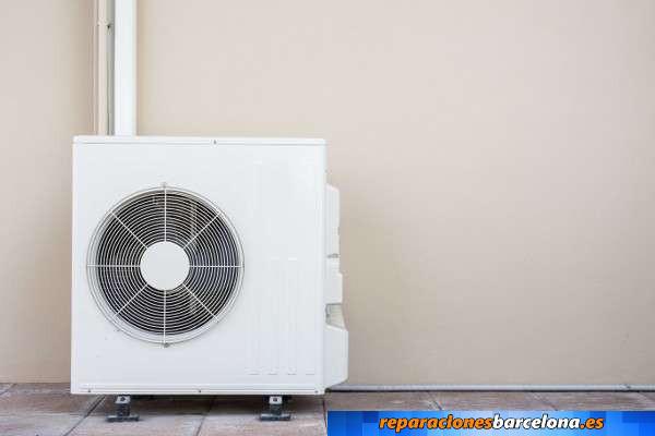 limpieza sistemas climatización barcelona