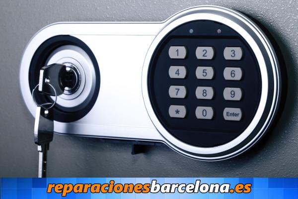 Cerrajero Barcelona caja seguridad