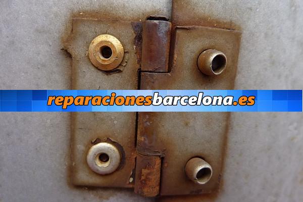 Cerrajeros Barcelona instalación de bisagras a buen precio