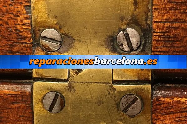 Cerrajeros Barcelona mantenimiento bisagras
