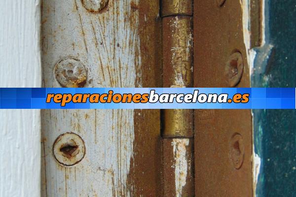 Cerrajeros Barcelona cambio bisagras