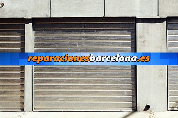 Los cerrajeros barcelona profesionales persianas