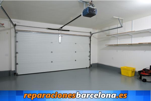 Los cerrajeros Barcelona reparación de garaje