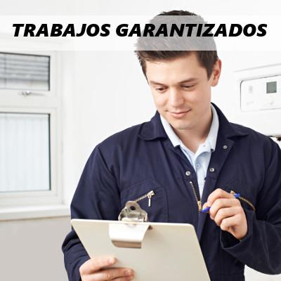 trabajos garantizados