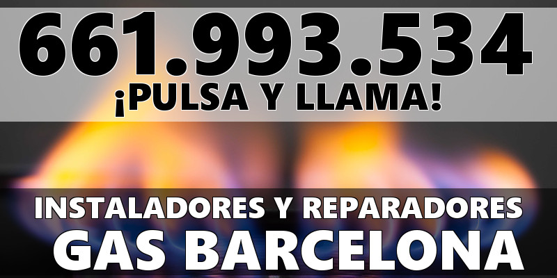 instaladores de gas en barcelona