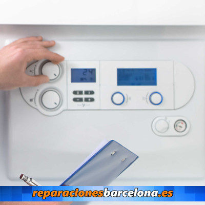 manteniento gas barcelona