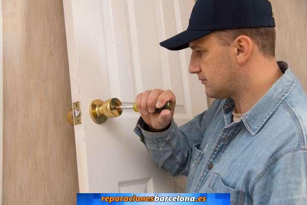 instalación de puertas blindadas en Granollers