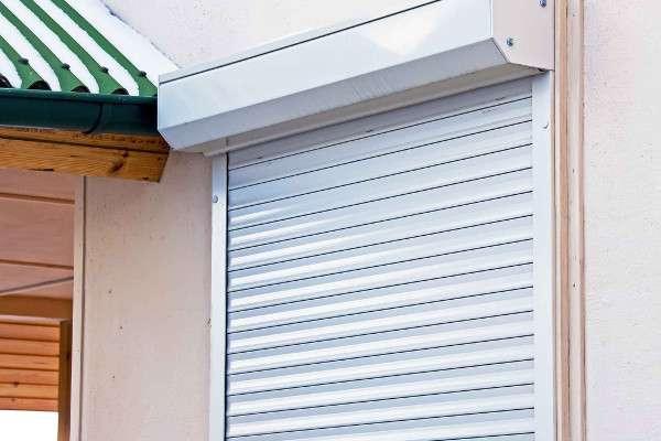 instalación de persianas de PVC